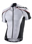 Giant Pro Short Sleeve Jersey White