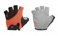 Giant Liv Passion Short Finger Gloves Coral