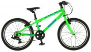 Squish 20 Green Childrens Bike