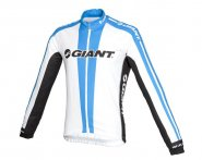 Giant Team Replica Long Sleeve Jersey 2012