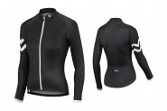 Giant Liv Radiant Long Sleeve Jersey Black