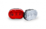 Raleigh RX3.0 light set - 3 LED front and rear light set