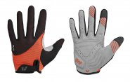 Giant Liv Passion Long Finger Gloves Coral