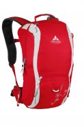 Vaude roomy 17+3 red & white