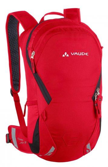 Vaude cluster 10 3 рюкзак рюкзаки рисунки