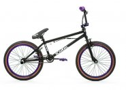 Scandal Block Bmx Black 2014