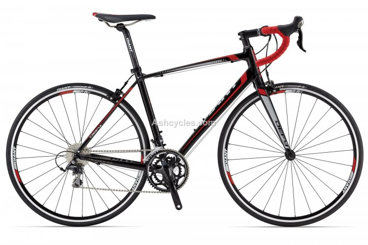 Giant Defy 1 2014 Black