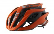 Giant Rev Orange Helmet