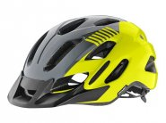 Giant Prompt Black Yellow Helmet 2018