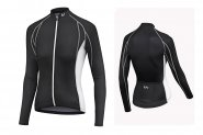 Liv Terra Womens Long Sleeve Jersey Black