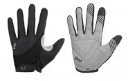 Giant Liv Passion Long Finger Gloves Black