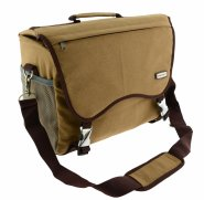 Dawes Universal Canvas Pannier Shoulder Bag