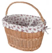 Dawes Wicker Basket