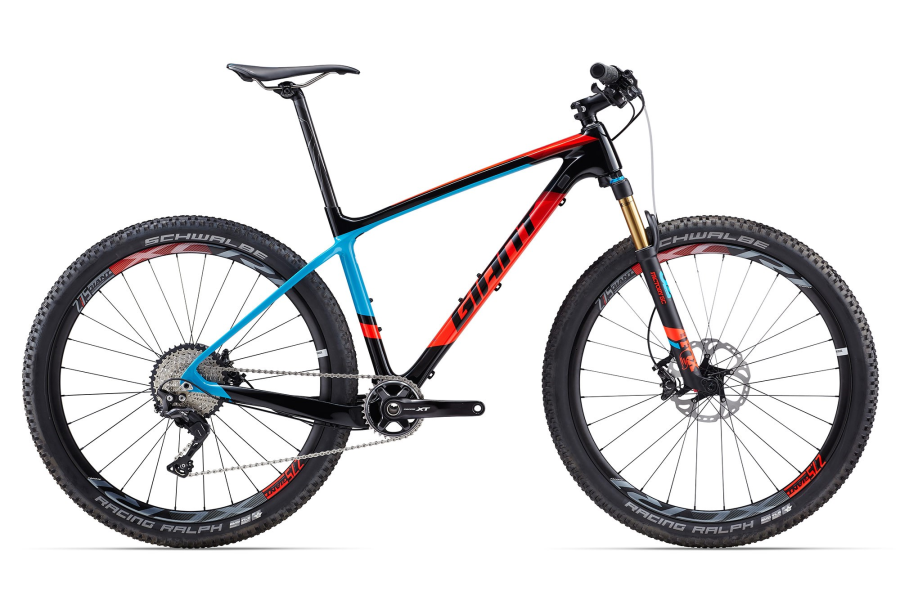 Giant XTC Advanced 1 2017